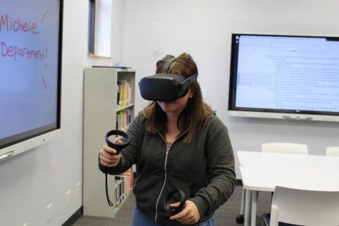 Virtual Reality at SA