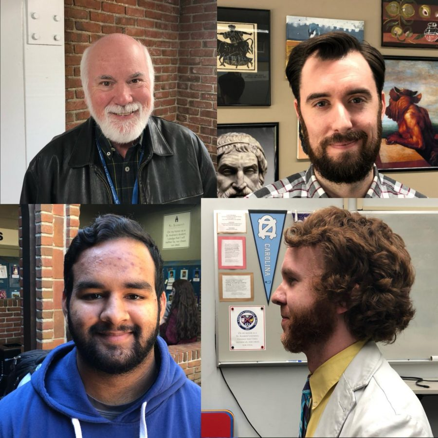 Beards of St. Andrew's