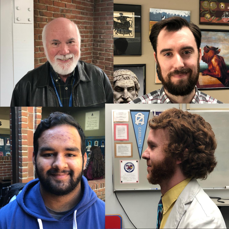 Beards of St. Andrew's