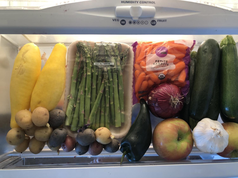 Vegetarian or Vegan?