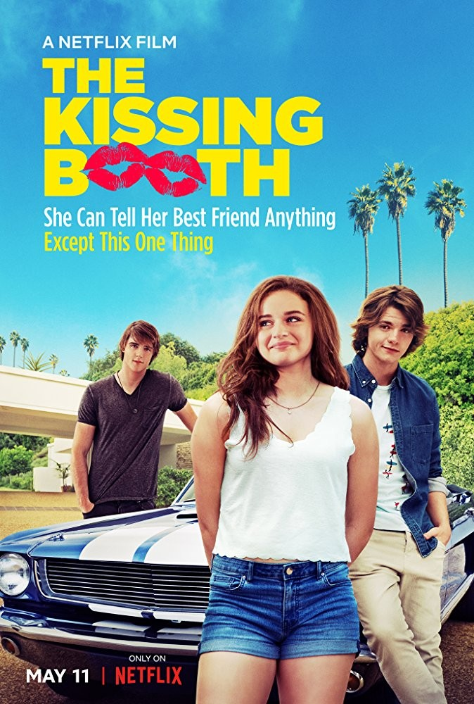 """""""The Kissing Booth"""" Movie Review"""