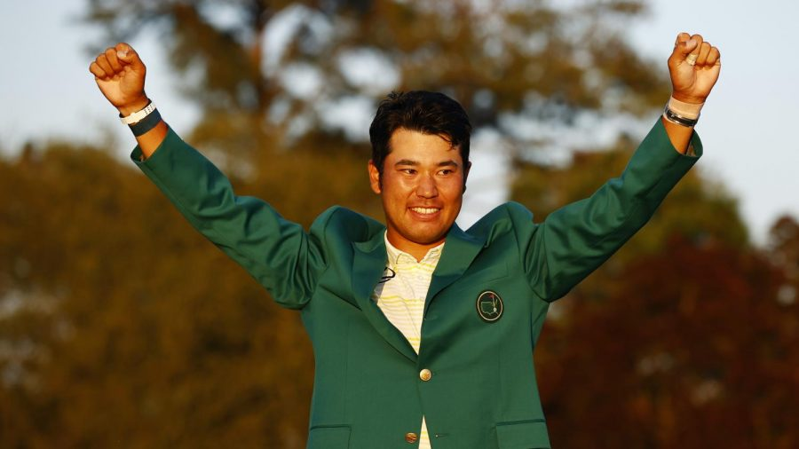 The First Japanese Winner